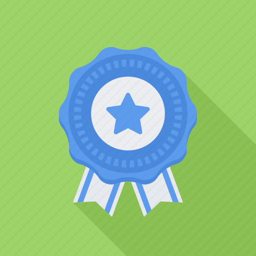 award, badge, prize, seo, win, winner icon
