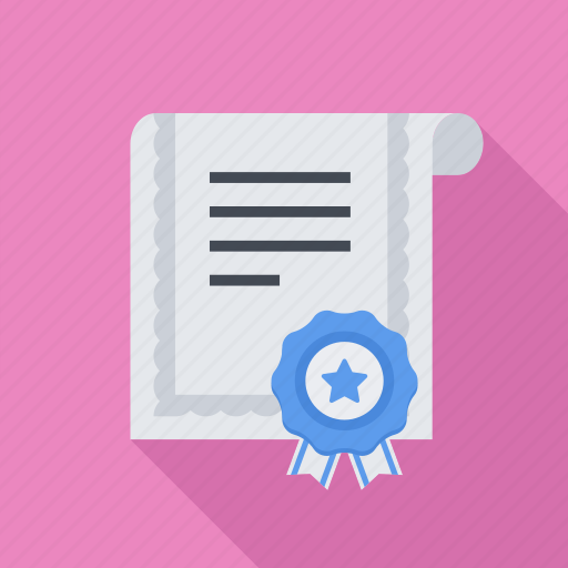 award, certificate, prize, win, winner icon