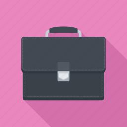 case, portfolio, projects, seo, work icon
