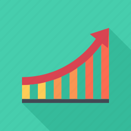 analytics, graph, performance, profit, seo, statistics icon