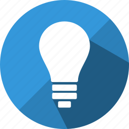 bulb, creative, design, electric, electricity, lamp, light icon