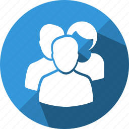 group, people, social, team, user, users icon
