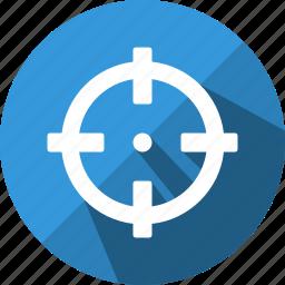 dart, focus, goal, shooting, target, targeting icon
