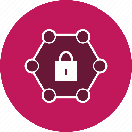 lock, network, password, privacy, protected, security icon