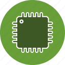 circuit, cpu, microchip, processor icon