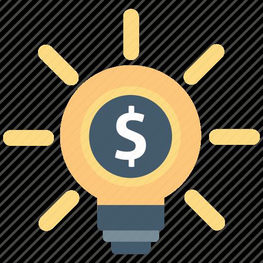 idea, money, seo icon