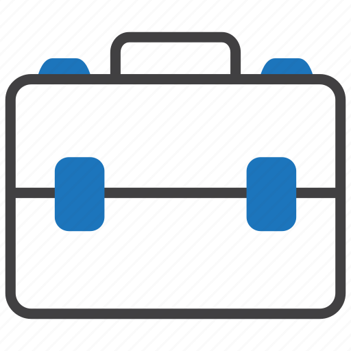 bag, briefcase, business, case, office, portfolio icon