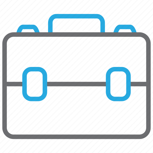 bag, briefcase, business, case, finance, office, portfolio icon