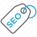 business, marketing, optimization, seo, seo tag, tag, tags icon