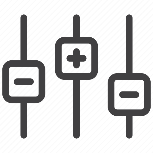 adjustment, configuration, control, options, preferences icon