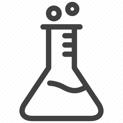 chemical, chemistry, experiment, lab, science icon