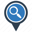 find location, local seo, map, map search, search icon