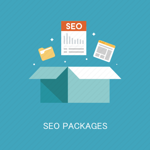 boxes, concepts, internet, marketing, packages, packet, seo icon