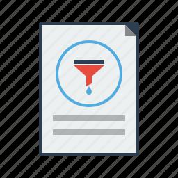conversion, conversion rate optimization, marketing, online sale, sales, sales funnel, sales optimization icon
