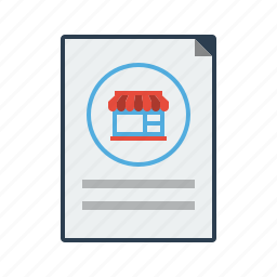 cart, ecommerce, online business, online shop, online store, shop, store icon