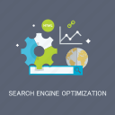 adapt, engine, internet, marketing, optimization, search, seo icon