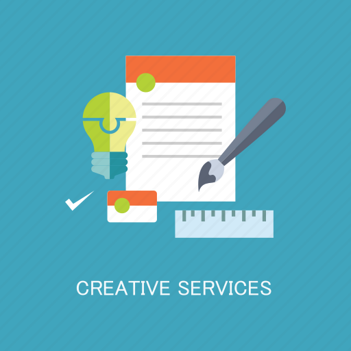 concepts, creative, idea, internet, marketing, seo, services icon