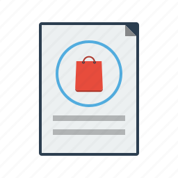bag, optimization, sales, shooping, shop icon