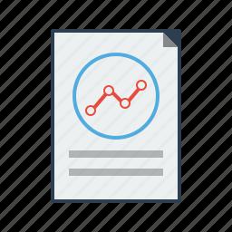 analysis, analytics, diagram, graph, report, seo, statistics icon