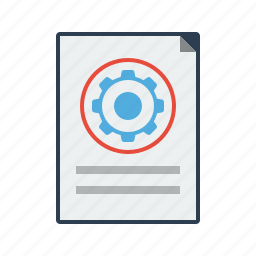configuration, gear, marketing, seo, setting, settings, tools icon