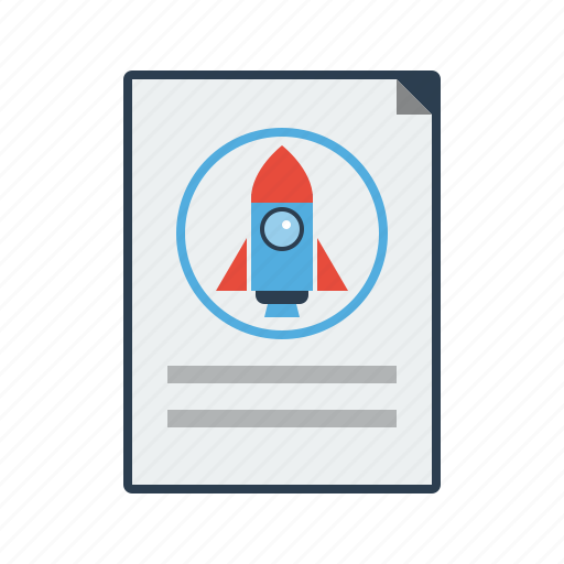 boost, business, marketing, rocket, seo, spaceship icon