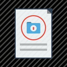 data, database, folder, server, up, upload, uploading icon