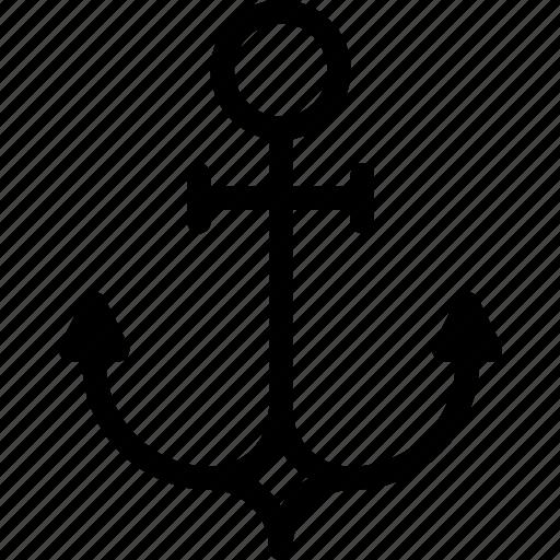 anchor, link, network, sea, seo, url icon