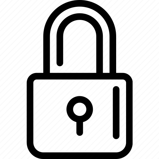 lock, locked, private, protect, safety, secure, security icon