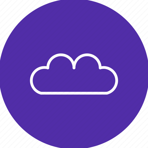 cloud, drive, server, sky, source, store, upload icon
