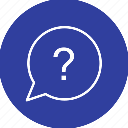 ask, asking, help, mark, question, sign, speech icon