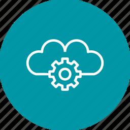 cloud, cloud settings, setting, settings icon