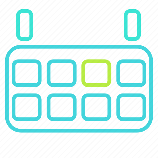 appointment, calender, schedule, timetable icon