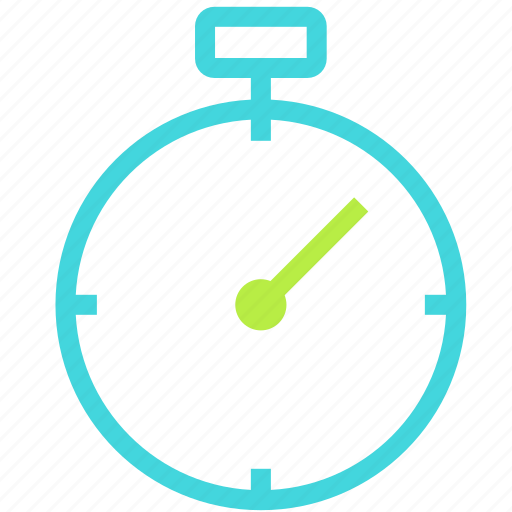 clock, event, schedule, stopwatch icon