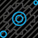 cogwheel, gear, options, setting
