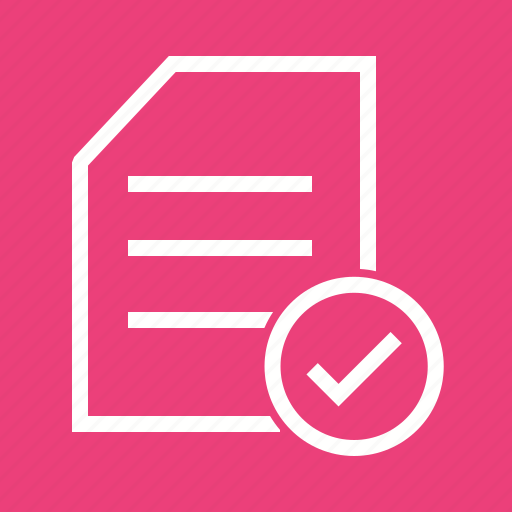 Business, check, checklist, clipboard, document, survey, tick icon - Download on Iconfinder