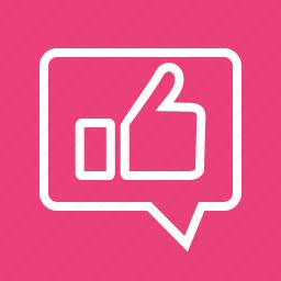 appreciate, feedback, gesture, good appreciation, hand, like, seo icon