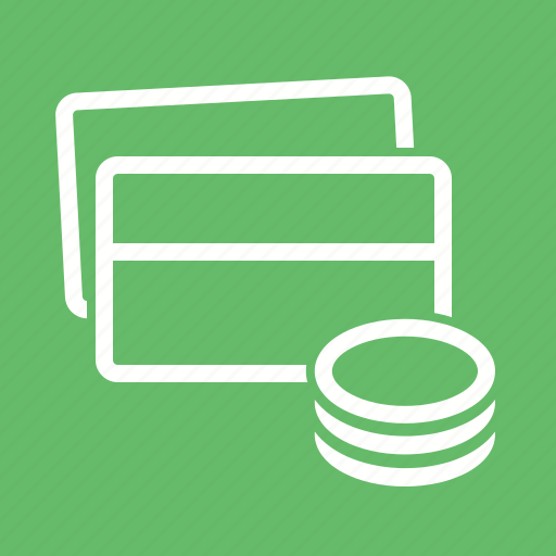 Account, accounting, banker, banking, card, coins, credit card icon - Download on Iconfinder