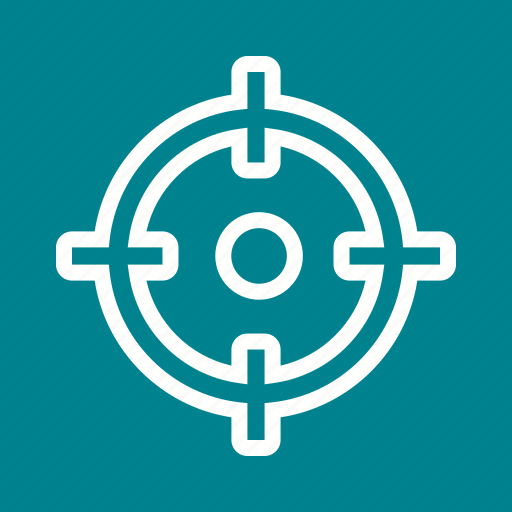 Aim, arrow, market, marketing, strategy, target, targeting icon - Download on Iconfinder