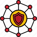 shield, icon, protection, security, sign, symbol