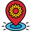 location, pin, flavorate, map, pointer, navigation