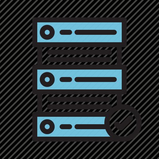 cloud, database, hosting, seo, server icon