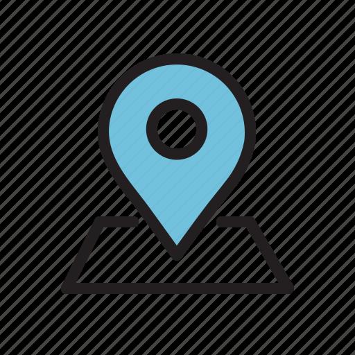 local, location, marketing, optimization, search, seo icon