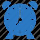 alarm, alert, clock, time, watch icon