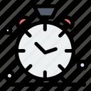 alarm, alert, clock, time