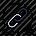 hyperlink, link, refresh, web, website icon