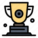 award, cup, first, prize, trophy icon