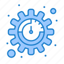 productivity, seo, settings icon