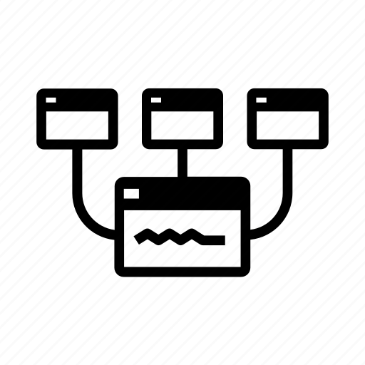 analytics, content, marketing, replication, seo, share, website icon