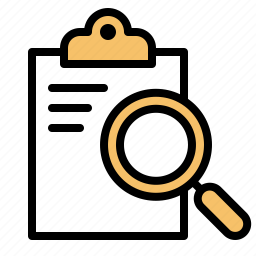 analysis, file, find, marketing, search, seo, zoom icon