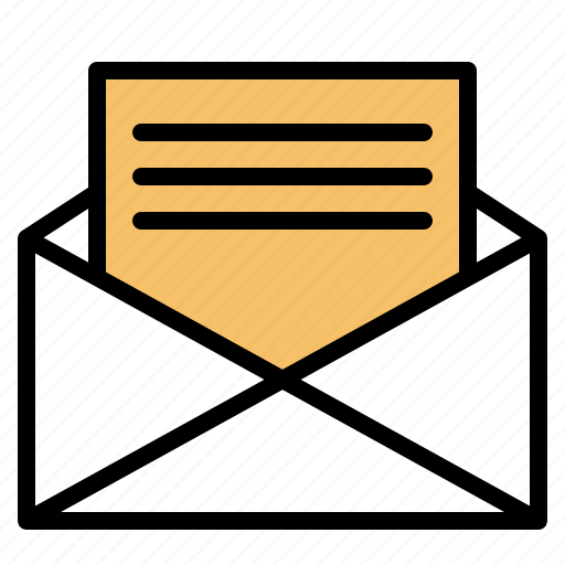 document, email, file, inbox, mail, marketing, seo icon
